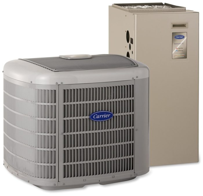 Ducted Air Source Heat Pumps From American Manufacturers