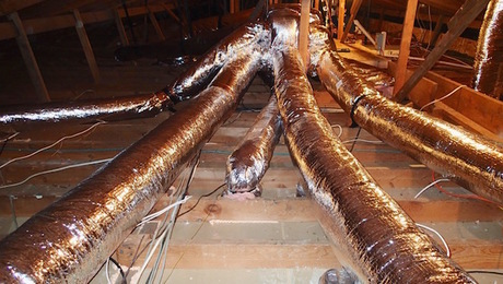 Is R 8 Duct Insulation Enough Greenbuildingadvisor