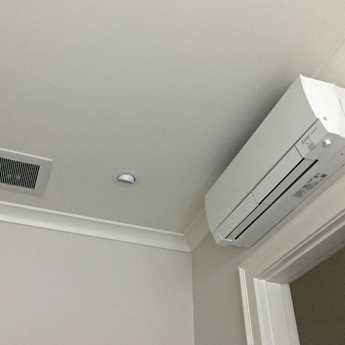 Using a Bath Fan to Equalize Room Temperatures