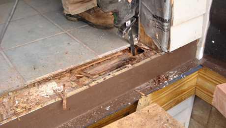 Sill Pans For Exterior Doors Greenbuildingadvisor