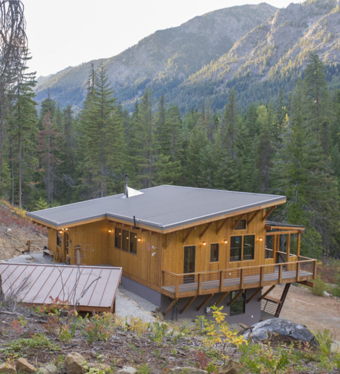 How to Design an Off-Grid House - GreenBuildingAdvisor Affordable Home Plans Pive Solar on solar floor plans, solar craftsman house plans, solar shed plans, small solar house plans, solar furnace plans, solar garage plans, solar wind energy, solar oven plans, solar panels, solar house plans for northeast, solar still plans, active solar house plans, single adobe house plans, homemade solar heater plans, solar collector plans, solar hot water plans, solar power for homes, solar phone case, solar kiln plans, solar power plans,