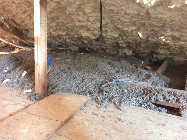 Three Reasons to Remove Attic Floor Insulation in a Sealed