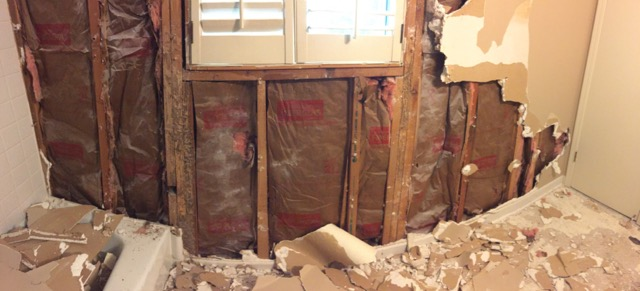 How I Fixed My Leaky Underinsulated Exterior Wall