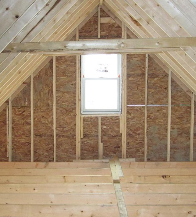 How To Insulate An Attic Floor Greenbuildingadvisor