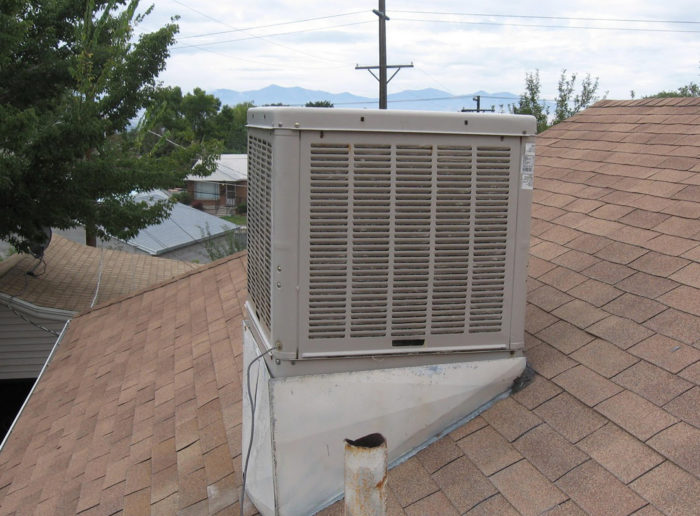 Saving Energy With An Evaporative Cooler