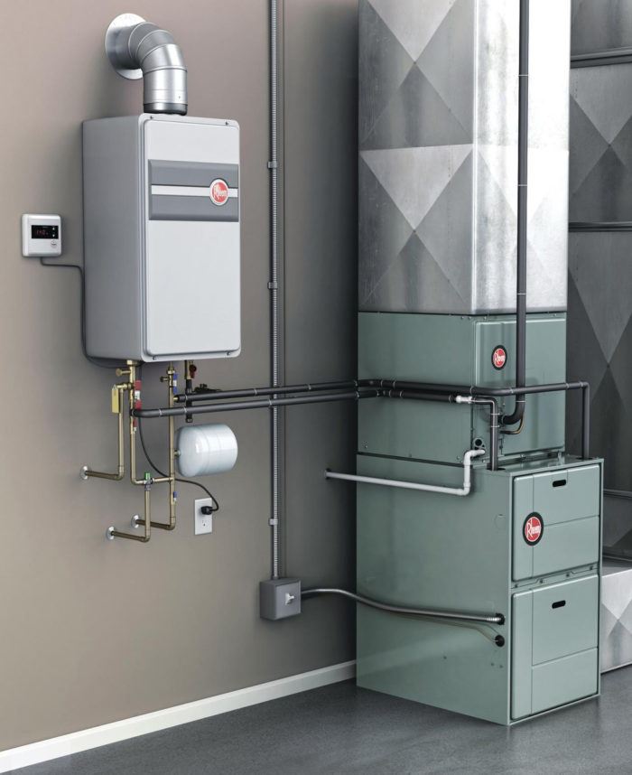 using a tankless water heater for space heat - greenbuildingadvisor