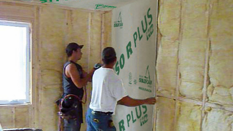 Walls With Interior Rigid Foam - GreenBuildingAdvisor