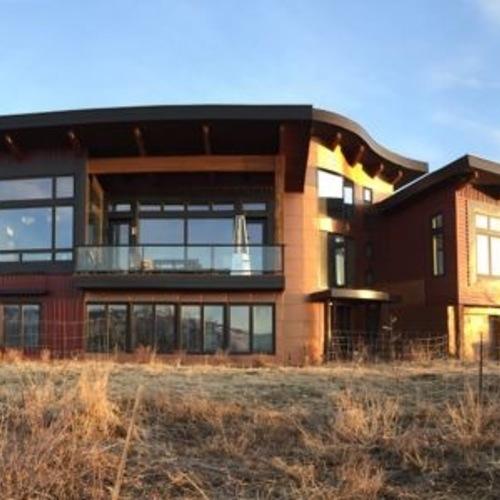 A Beautiful Near Net Zero Energy Home In Utah Greenbuildingadvisor