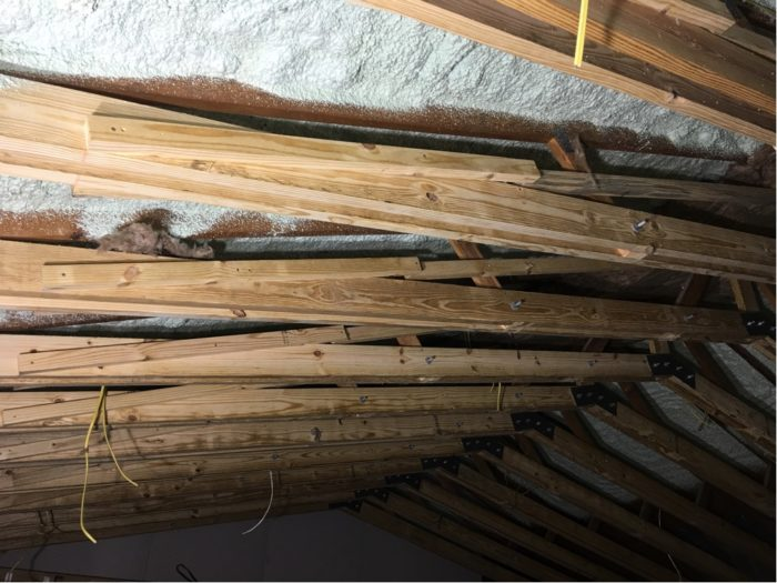 Cathedral Ceiling Insulating Best Practices