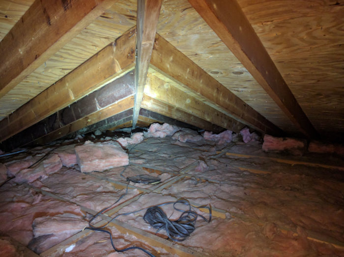 I Would Like To Know How Install Baffles Around The Rafters Of Hip Roof Portion Of The Roof Greenbuildingadvisor
