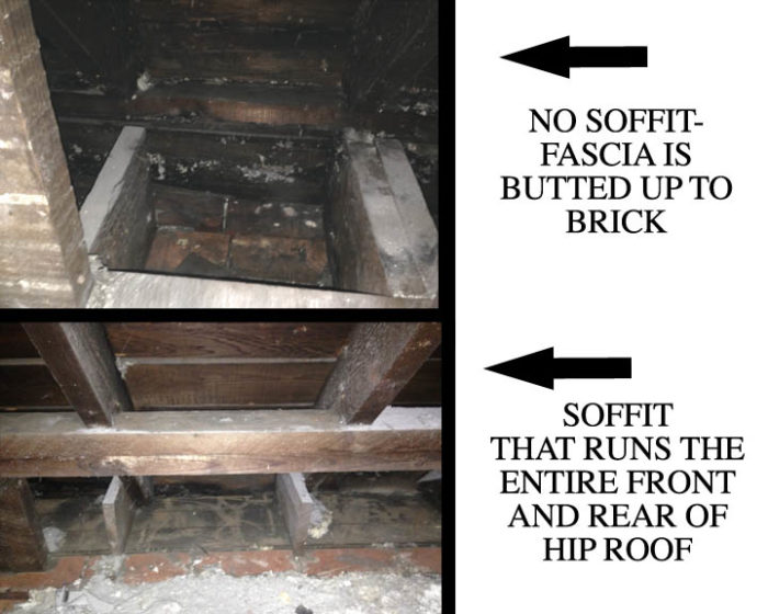 Proper Venting For 12 Pitch Hip Roof With Soffits On Only