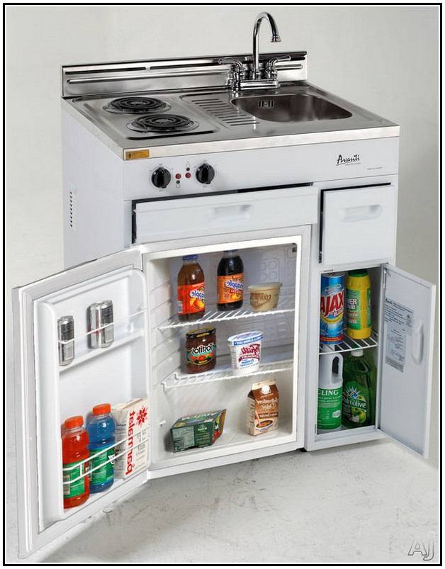 What are your thoughts about a small kitchen without a range ...