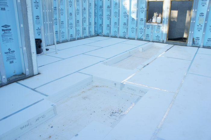 Sub Slab Insulation With Superior Walls Greenbuildingadvisor