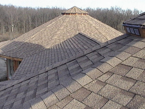 Positive Pressurized Attic Space For Fire Protection And