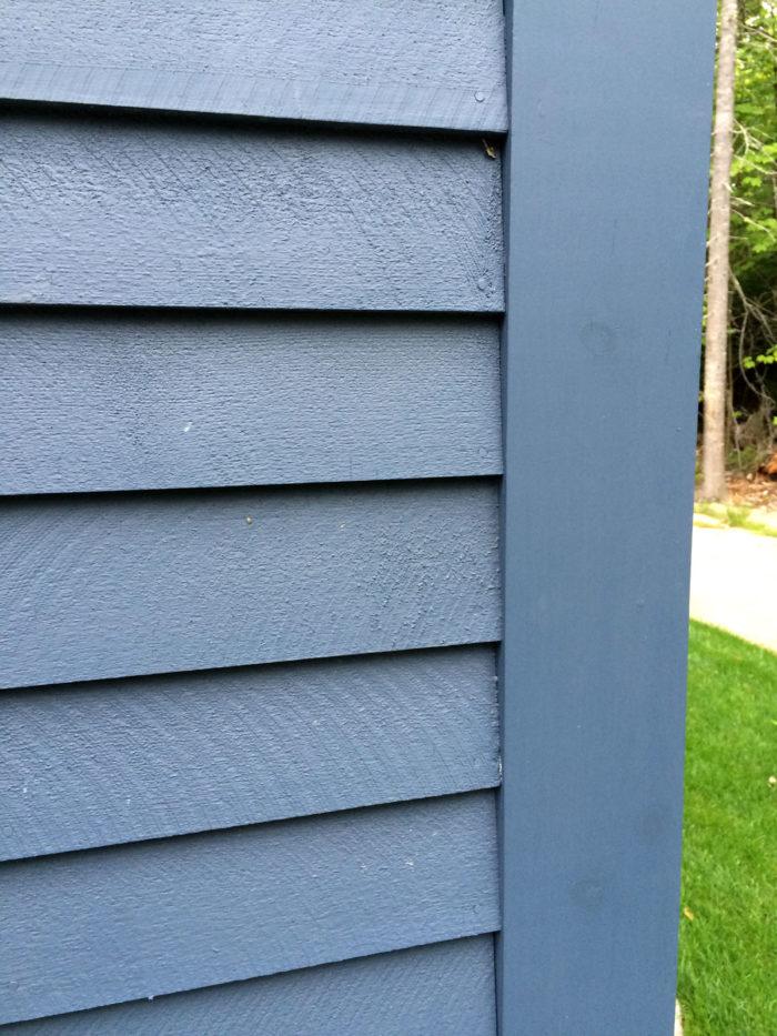 Best Practice To Caulk Clapboard And Corner Board Area