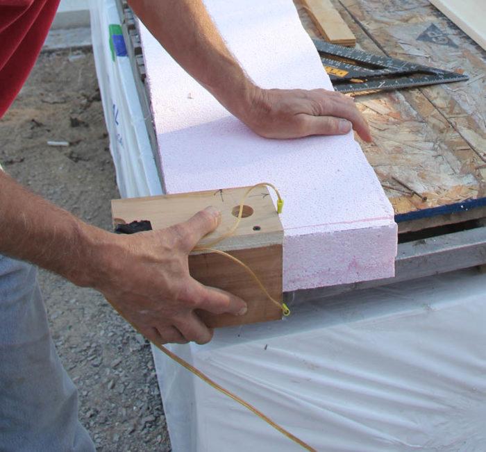 Best practices for cutting foam? - GreenBuildingAdvisor