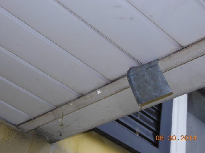 Roofing Leak Near Eave Greenbuildingadvisor