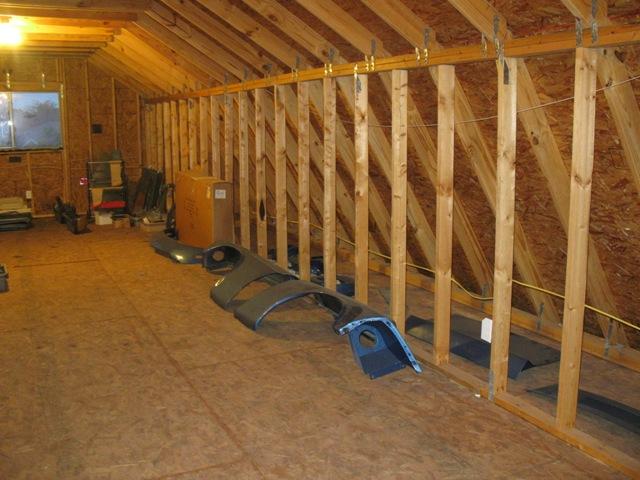 Help With Insulating Knee Wall Greenbuildingadvisor