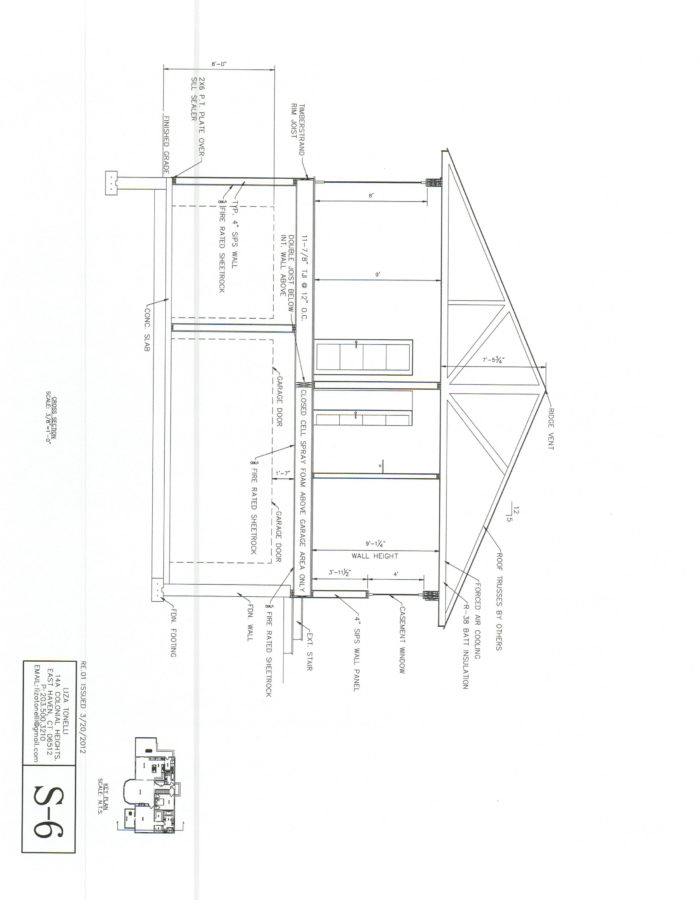 sip home with 2 air handlers for open space floor plan Air Conditioner System Diagram answer