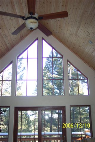 I Read The Good Article On Building A Vaulted Ceiling