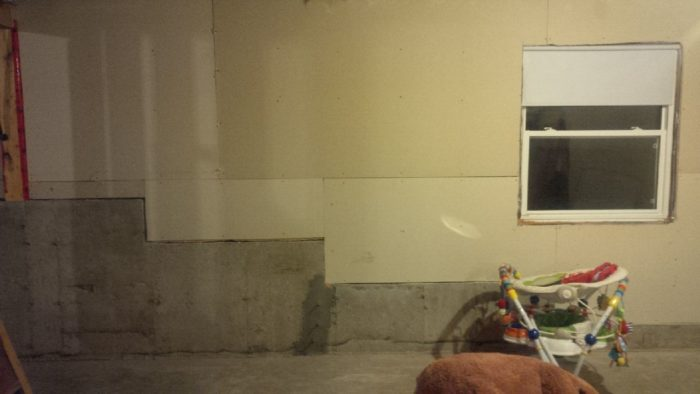 Avoiding A Ledge In A Basement Greenbuildingadvisor