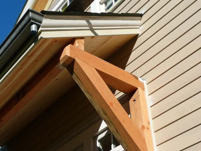 Ideal roof overhang length? - GreenBuildingAdvisor