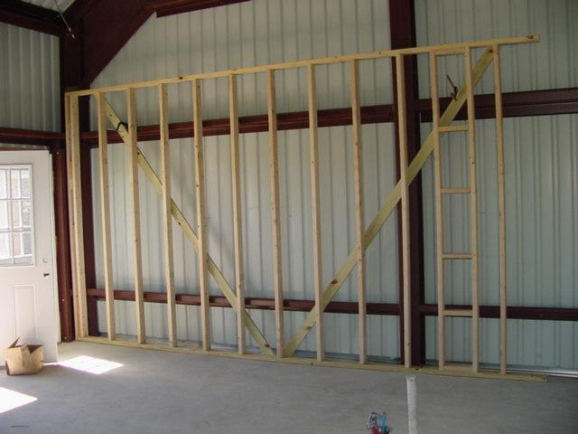 Insulating a steel building used as a home ...