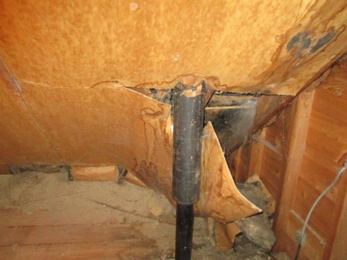 Attic Roof Air Sealing And Insulating Greenbuildingadvisor