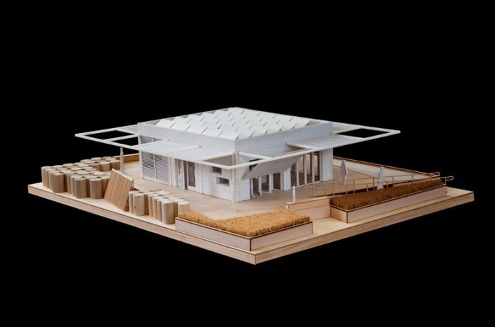 Solar Decathlon 2011: A Flat-Roofed House from Florida International