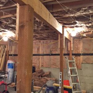 How to Insulate a Basement Wall - GreenBuildingAdvisor