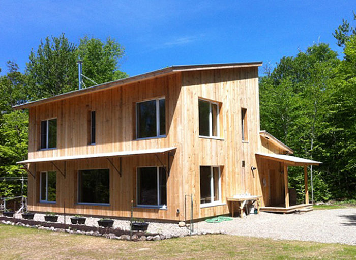 Remarkable Vermont House Uses Only Half A Cord Of Firewood Greenbuildingadvisor Wiring Digital Resources Helishebarightsorg