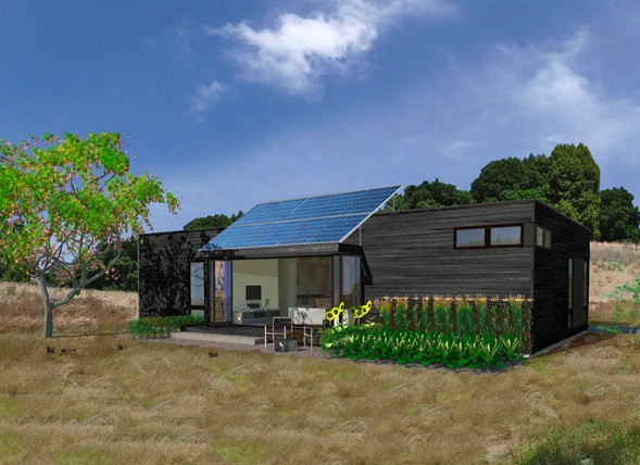A New Prefab Rollout from Michelle Kaufmann