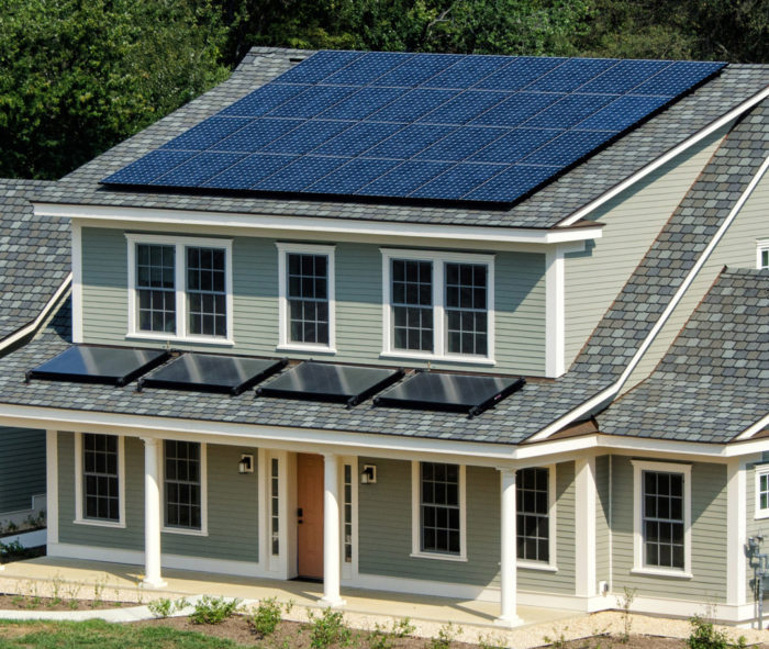 West Facing Solar Panels Could Help Utilities