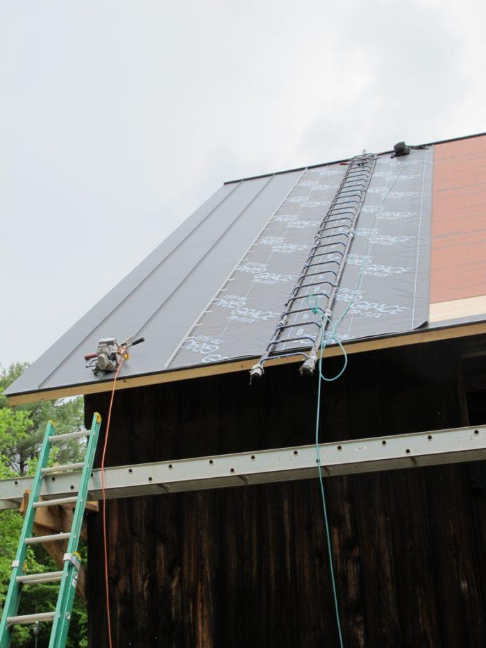 Our Barn Roof Gets An 18 Kw Solar Array Greenbuildingadvisor