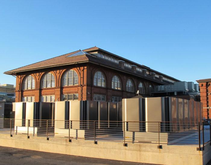 The Philadelphia Navy Yard Is Repurposed