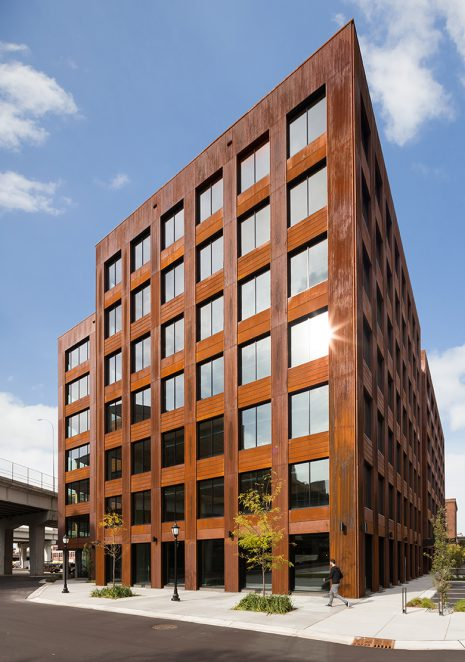 A New Timber Tower Opens in Minneapolis - GreenBuildingAdvisor