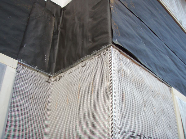 Fiberglass Lath Works Better Than Metal And Won T Rust