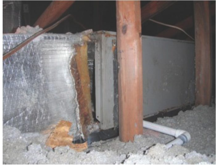Air Leaks From Your Home To Your Attic Need To Be Sealed Greenbuildingadvisor