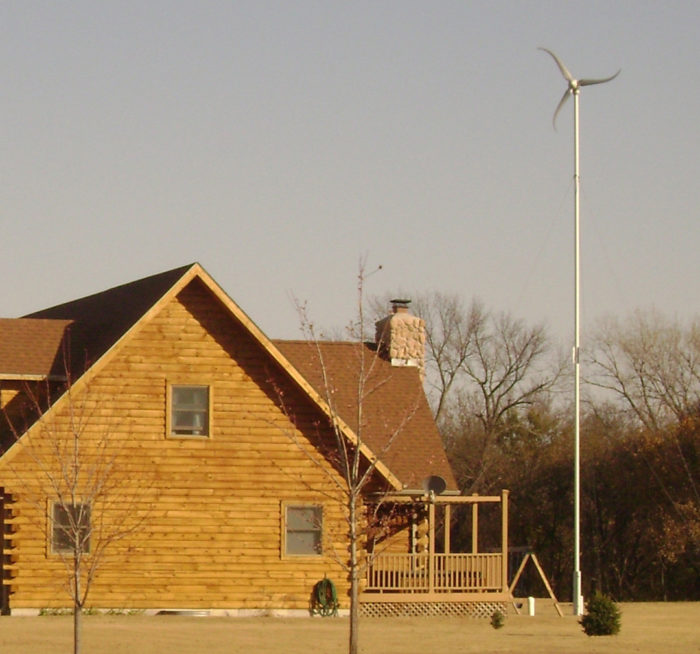 Backyard Wind Turbines
