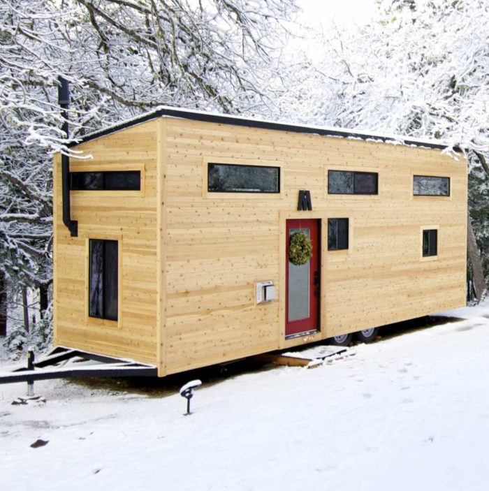 Why Tiny Houses Make Sense - GreenBuildingAdvisor House Extension Plans Examples Sf on