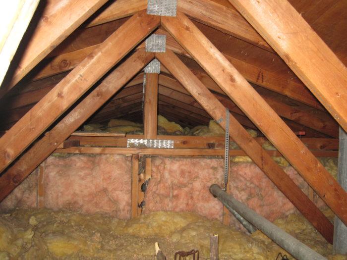 Somewhat vented scissor truss roof - GreenBuildingAdvisor