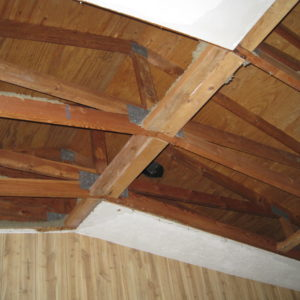 Somewhat Vented Scissor Truss Roof Greenbuildingadvisor