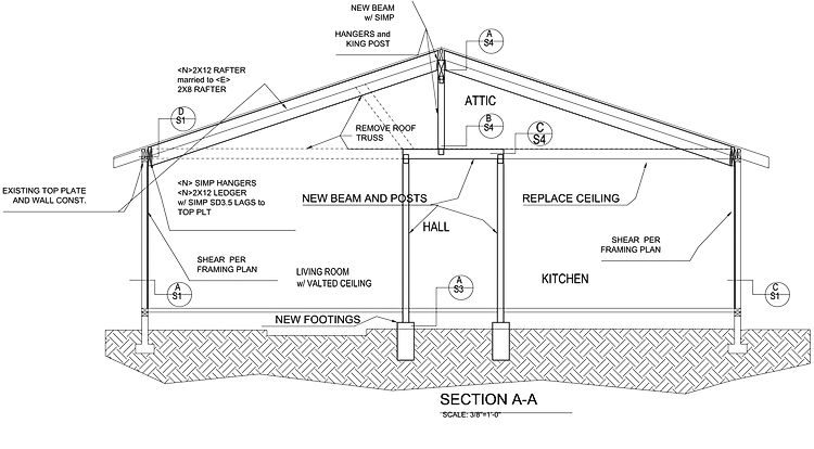 Frugal Happy Vaulting The Ceiling Greenbuildingadvisor