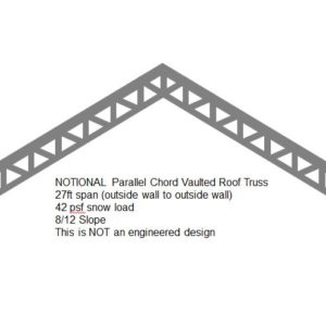 Vaulted Ceiling Truss Designs | Taraba Home Review