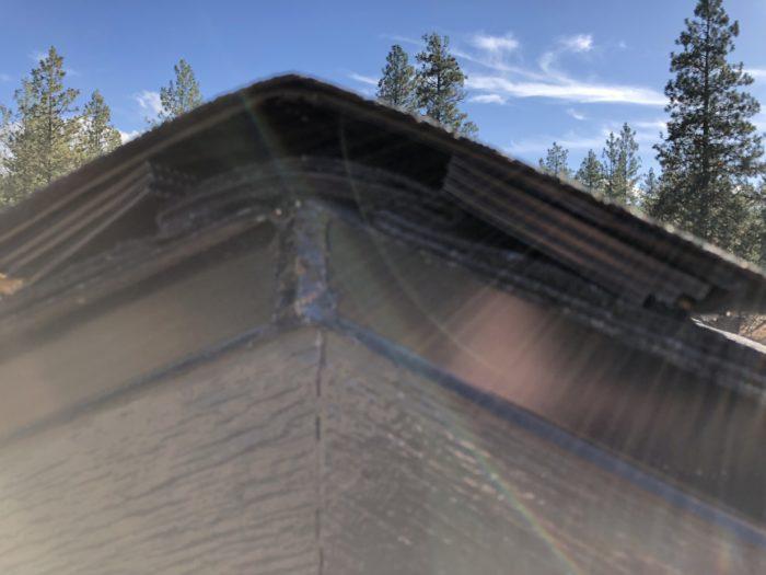 End caps for ridge vent - GreenBuildingAdvisor