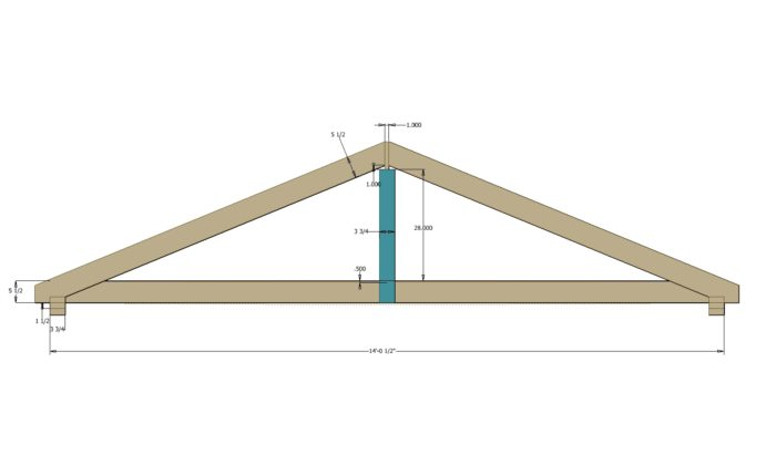 How To Correct Sagging Ceiling Joists Greenbuildingadvisor