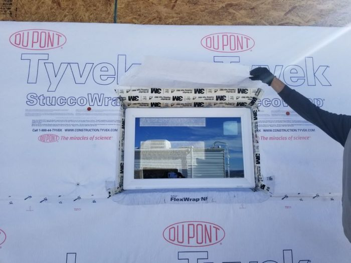 Window Flashing Feedback Innies Outies With 2 Quot Foam