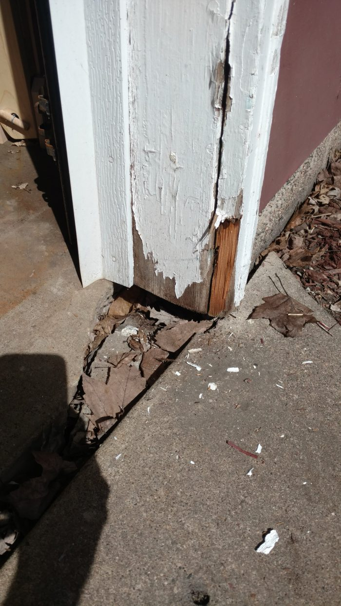 Why is the foundation crumbling, and how do I fix it ...