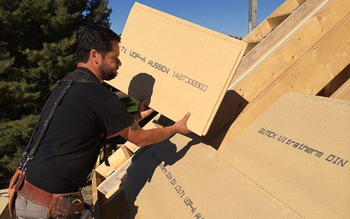 Fiberboard Insulation Developer Takes a Step Forward