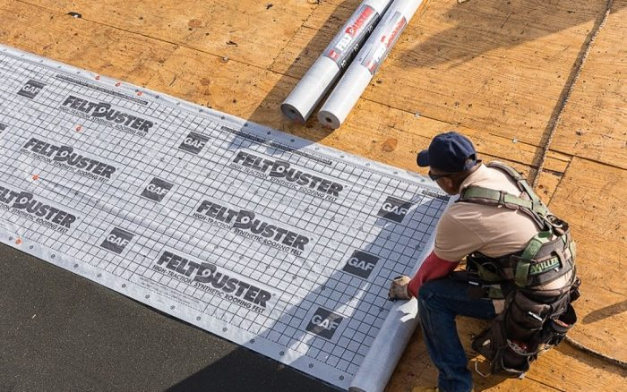 Choices For Roof Underlayment Continue To Expand Greenbuildingadvisor